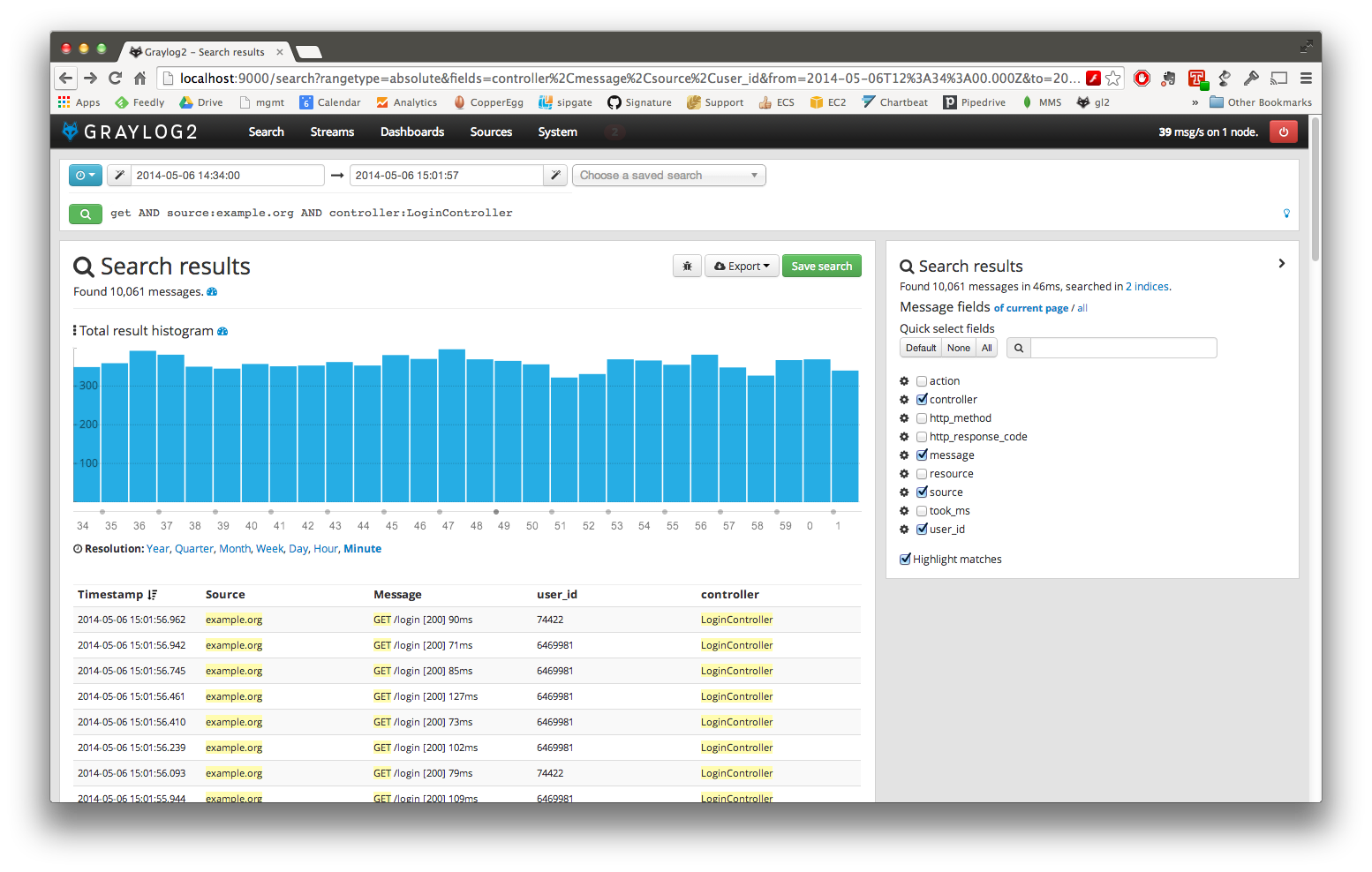 graylog2-highlight