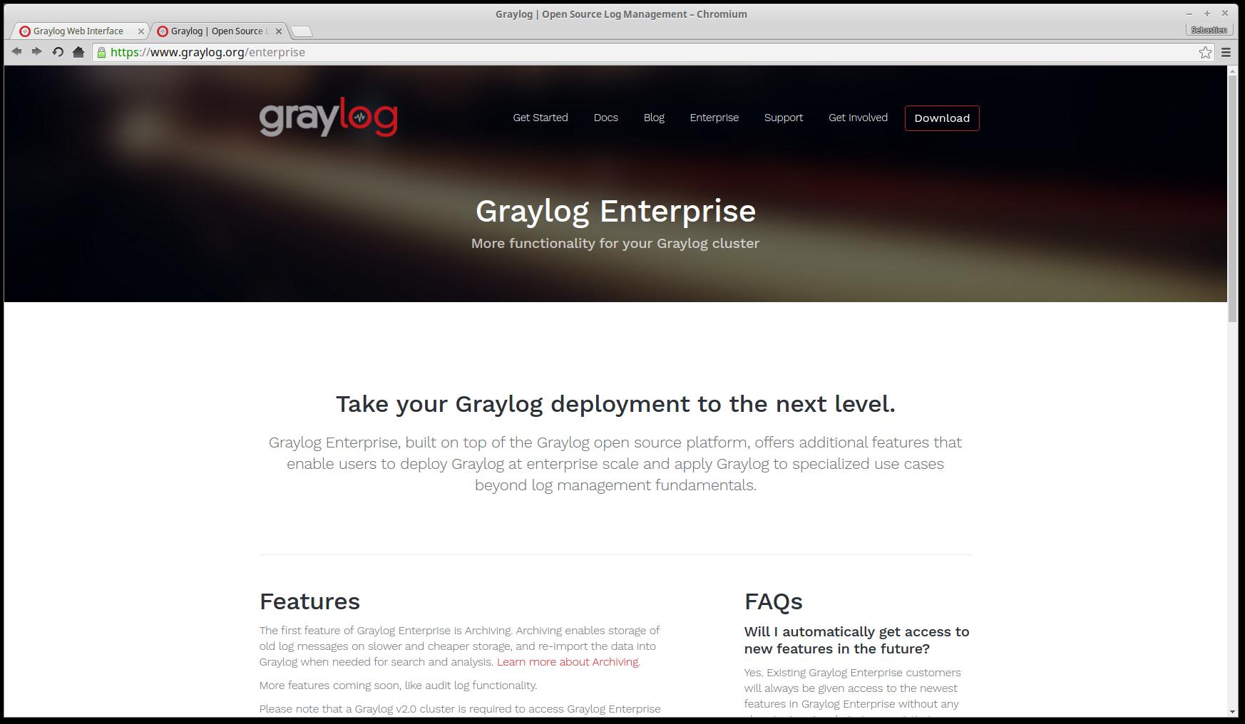 graylog_entreprise